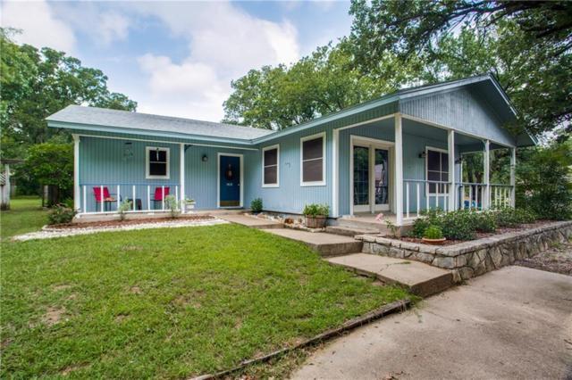 1424 E Seneca Court, Granbury, TX 76048 (MLS #14121430) :: The Heyl Group at Keller Williams
