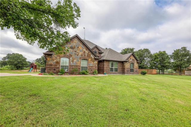 329 Cedar Springs Lane, Weatherford, TX 76087 (MLS #14121431) :: The Heyl Group at Keller Williams