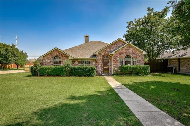1816 Ridgewood Drive, Prosper, TX 75078 (MLS #14121457) :: Van Poole Properties Group