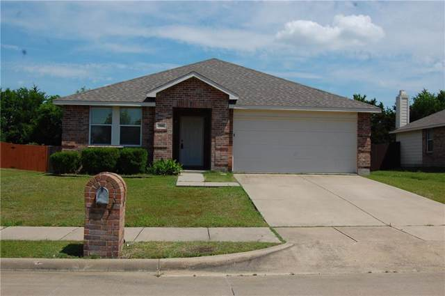 708 Cedar Bluff Drive, Wylie, TX 75098 (MLS #14121473) :: RE/MAX Town & Country