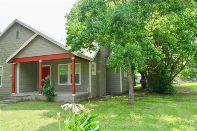 212 Depot Street, Cumby, TX 75433 (MLS #14121487) :: RE/MAX Town & Country