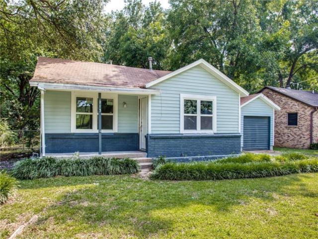 213 Sky Acres Drive, Westworth Village, TX 76114 (MLS #14121494) :: Lynn Wilson with Keller Williams DFW/Southlake