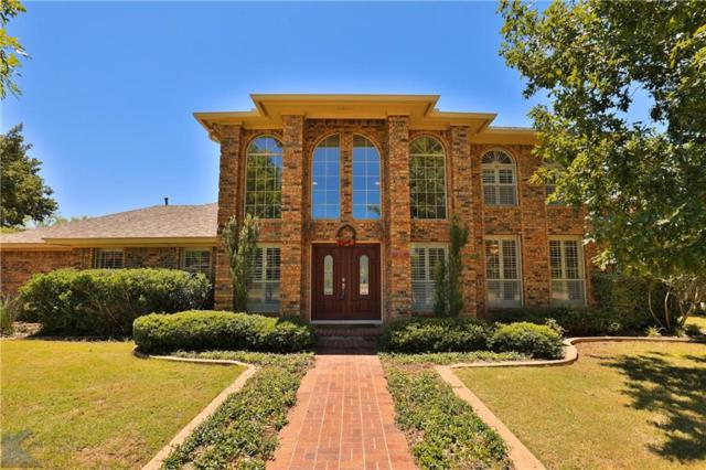 1259 Chariot Circle, Abilene, TX 79602 (MLS #14121495) :: Vibrant Real Estate