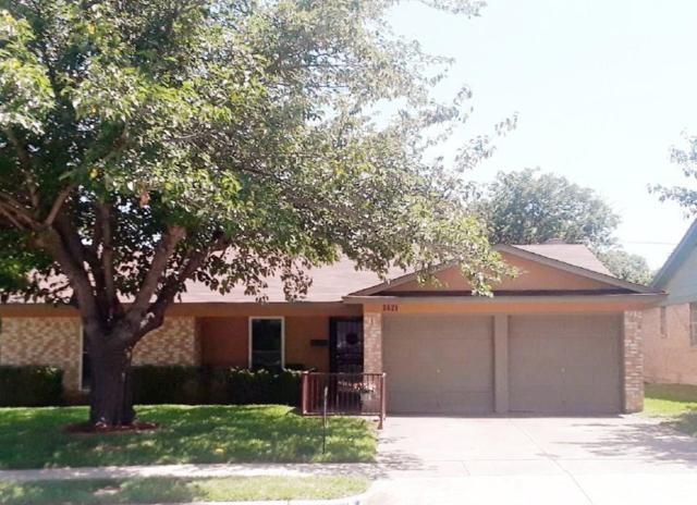 3621 Madrid Drive, Fort Worth, TX 76133 (MLS #14121521) :: Kimberly Davis & Associates