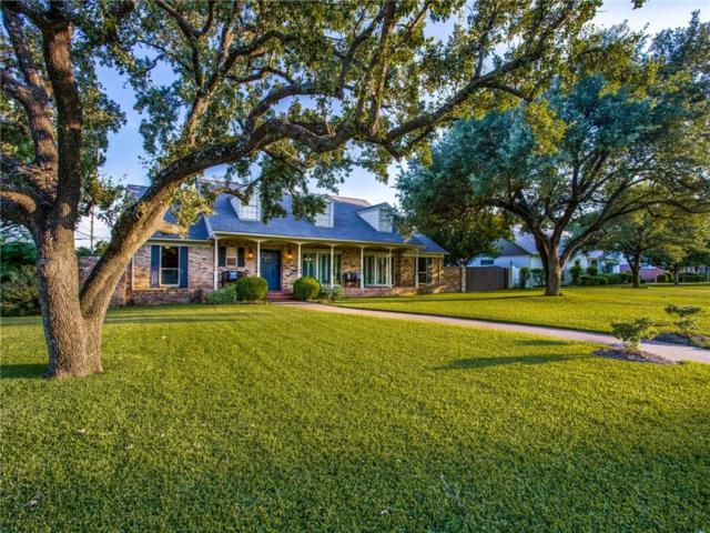 3784 Northaven Road, Dallas, TX 75229 (MLS #14121554) :: Real Estate By Design
