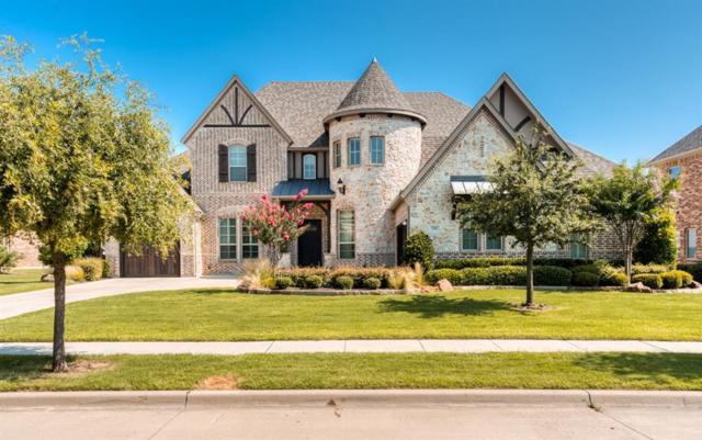 300 Saint Tropez Drive, Southlake, TX 76092 (MLS #14121557) :: Frankie Arthur Real Estate