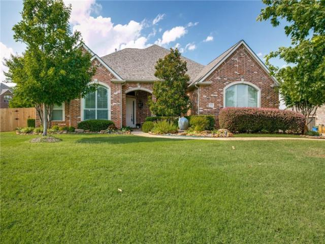 1204 Golden Gate Drive, Southlake, TX 76092 (MLS #14121571) :: The Heyl Group at Keller Williams