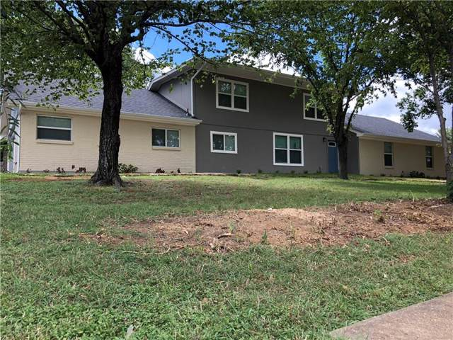 314 Oakwood Drive, Keene, TX 76059 (MLS #14121579) :: RE/MAX Town & Country