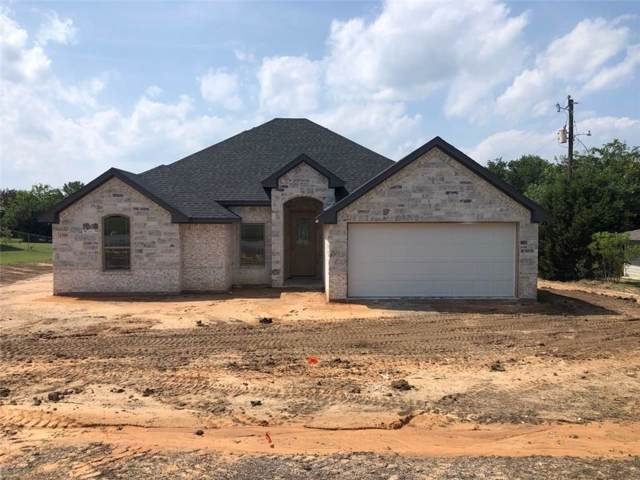 1306 Shawnee, Granbury, TX 76048 (MLS #14121589) :: The Mitchell Group