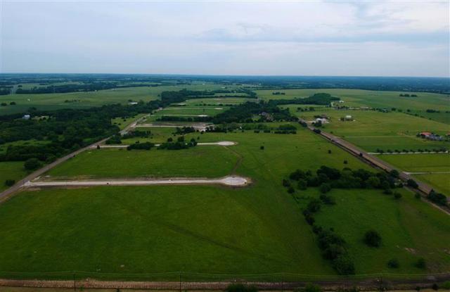 Lot 14 Adams Court, Weston, TX 75097 (MLS #14121590) :: The Heyl Group at Keller Williams