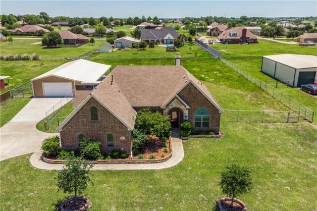 11027 Richard Circle, Forney, TX 75126 (MLS #14121599) :: RE/MAX Landmark