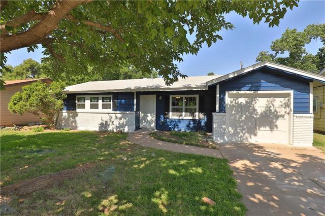 2342 Glendale Drive, Abilene, TX 79603 (MLS #14121600) :: The Good Home Team