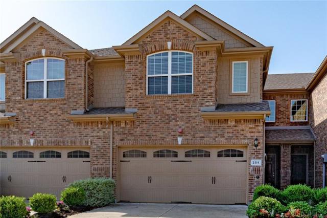 254 Barrington Lane, Lewisville, TX 75067 (MLS #14121607) :: The Rhodes Team
