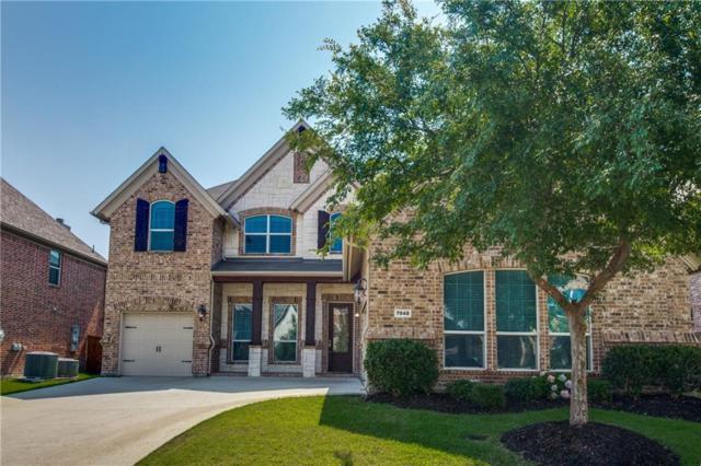 7048 Fullerton Circle, Frisco, TX 75035 (MLS #14121613) :: Hargrove Realty Group