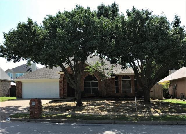 715 Santa Cruz Drive, Keller, TX 76248 (MLS #14121651) :: RE/MAX Landmark
