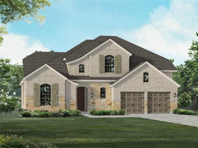 1208 12th Street, Argyle, TX 76226 (MLS #14121673) :: Team Hodnett