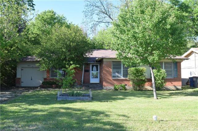 601 W Redbud Lane, Lancaster, TX 75146 (MLS #14121694) :: Kimberly Davis & Associates