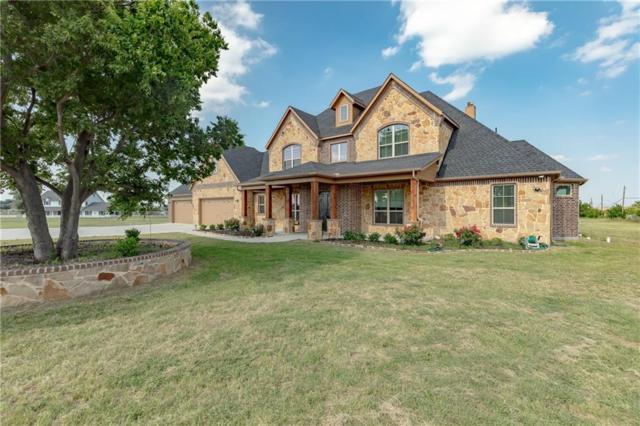 233 Bayne Road, Haslet, TX 76052 (MLS #14121720) :: Real Estate By Design
