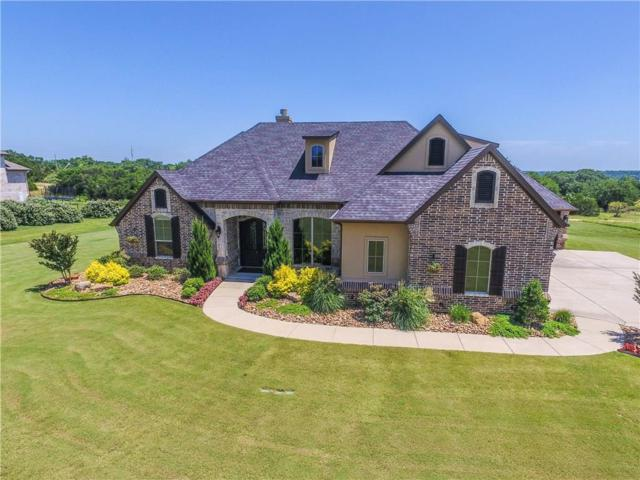 3505 Grand Harbor Court, Granbury, TX 76049 (MLS #14121779) :: Kimberly Davis & Associates