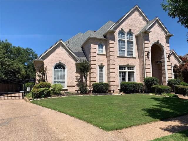 1435 Bent Trail Circle, Southlake, TX 76092 (MLS #14121781) :: Frankie Arthur Real Estate
