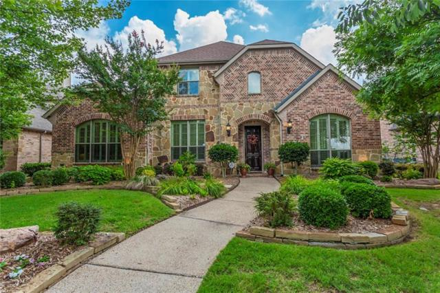 2242 Magic Mantle Drive, Lewisville, TX 75056 (MLS #14121796) :: Hargrove Realty Group