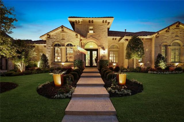 516 Cascade Springs Drive, Southlake, TX 76092 (MLS #14121801) :: RE/MAX Town & Country