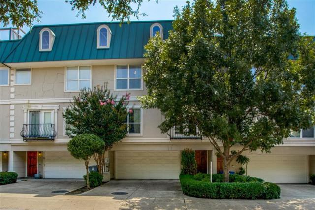 5702 Hudson Street #4, Dallas, TX 75206 (MLS #14121807) :: Team Hodnett