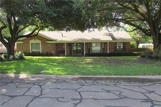 1235 Crestwood Drive, Cleburne, TX 76033 (MLS #14121836) :: Potts Realty Group