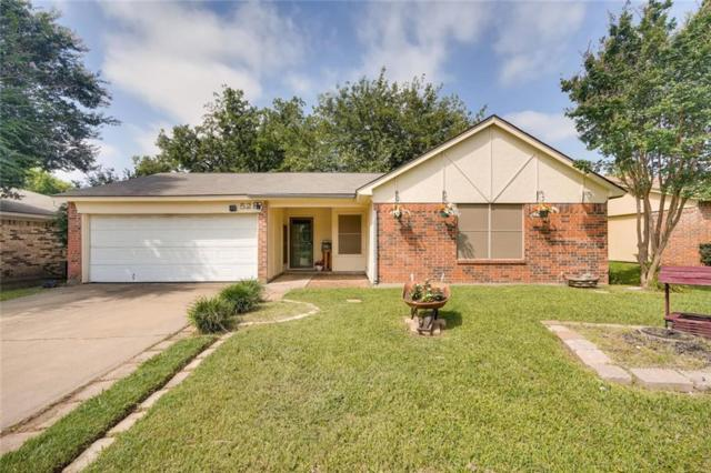 521 NW Charlyne Drive, Burleson, TX 76028 (MLS #14121874) :: The Heyl Group at Keller Williams