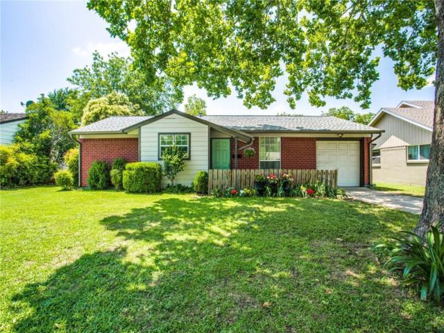 736 Sunnybrook Drive, Burleson, TX 76028 (MLS #14121889) :: The Hornburg Real Estate Group