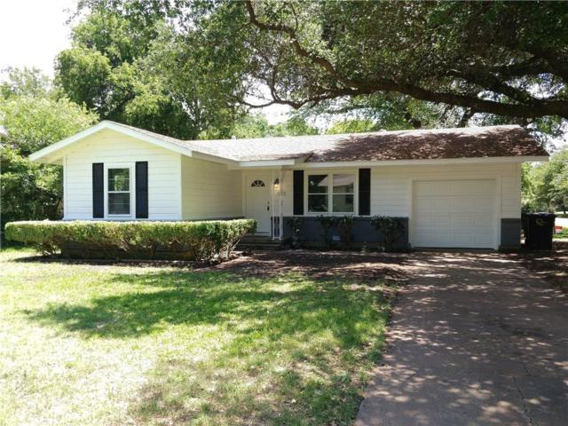 913 Euclid Street, Cleburne, TX 76033 (MLS #14121934) :: RE/MAX Town & Country
