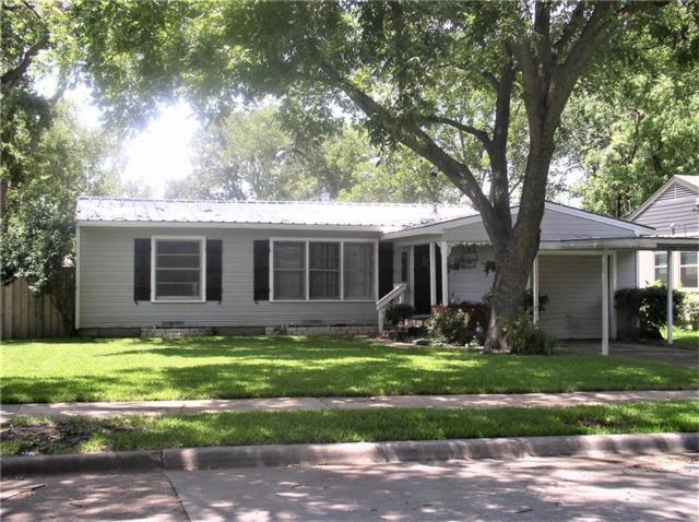 2826 Encino Drive, Dallas, TX 75228 (MLS #14121942) :: Robbins Real Estate Group