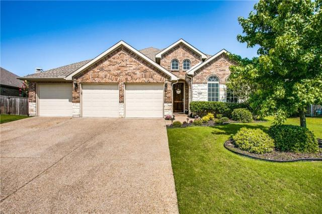 1140 Kirkwood Lane, Prosper, TX 75078 (MLS #14122005) :: Van Poole Properties Group