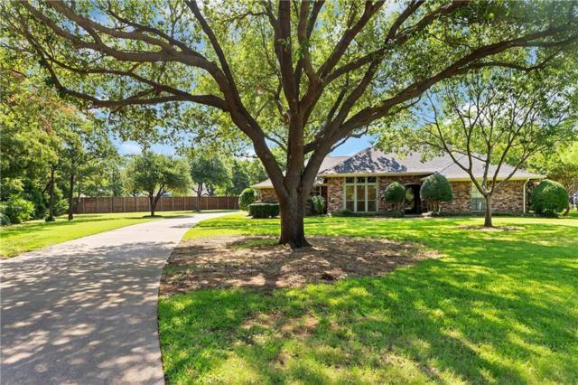 1649 Creekside Drive, Southlake, TX 76092 (MLS #14122049) :: Van Poole Properties Group