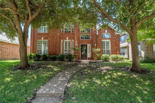 302 Parkhurst Lane, Allen, TX 75013 (MLS #14122067) :: Hargrove Realty Group
