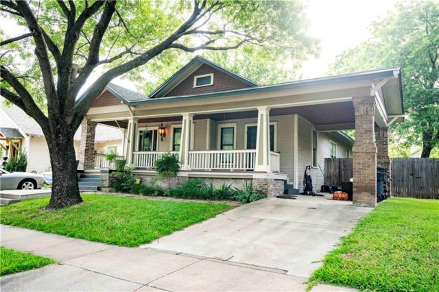 2015 College Avenue, Fort Worth, TX 76110 (MLS #14122172) :: The Rhodes Team
