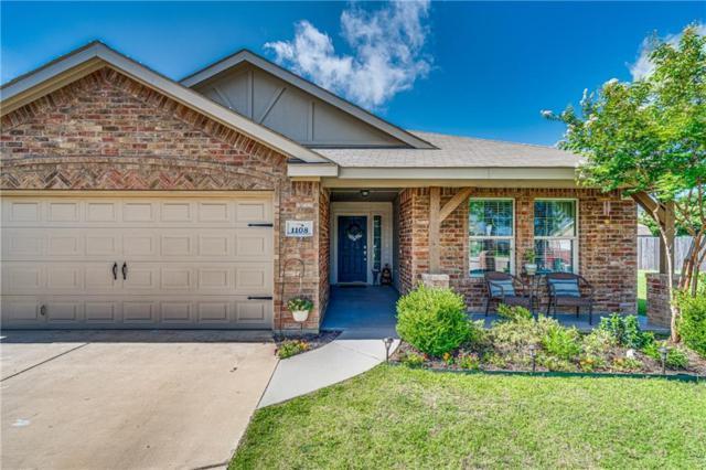 1108 Manhassett Court, Fort Worth, TX 76140 (MLS #14122218) :: Kimberly Davis & Associates