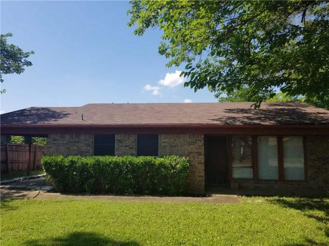 512 Sally Lane, Cleburne, TX 76033 (MLS #14122231) :: RE/MAX Town & Country
