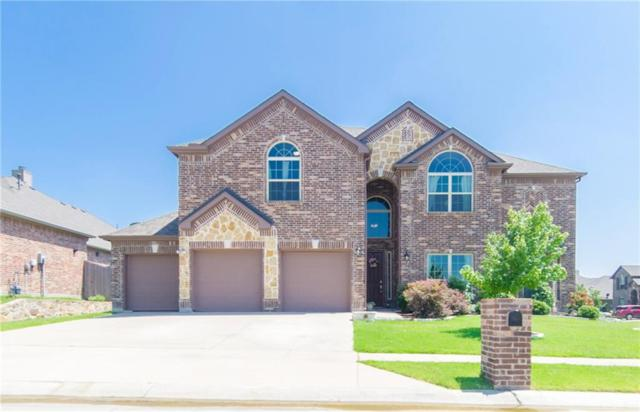 301 Cripple Creek Drive, Celina, TX 75009 (MLS #14122237) :: The Kimberly Davis Group