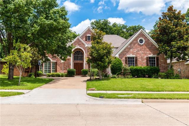 8320 Wooded Cove Drive, Plano, TX 75025 (MLS #14122298) :: Lynn Wilson with Keller Williams DFW/Southlake