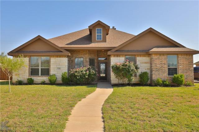 5318 Rio Mesa Drive, Abilene, TX 79606 (MLS #14122313) :: The Good Home Team