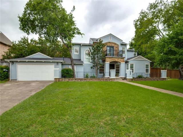 4237 Bluffview Boulevard, Dallas, TX 75209 (MLS #14122332) :: Frankie Arthur Real Estate