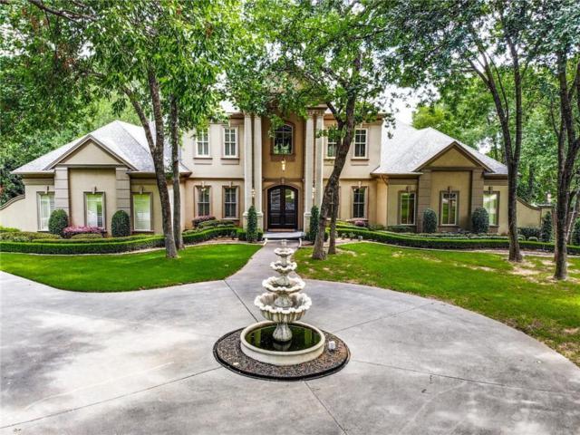 5108 Knights Court, Flower Mound, TX 75022 (MLS #14122342) :: Lynn Wilson with Keller Williams DFW/Southlake