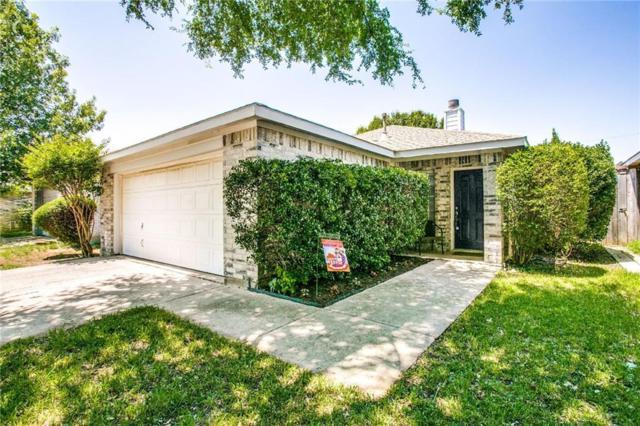 827 Savage Drive, Denton, TX 76207 (MLS #14122345) :: Vibrant Real Estate