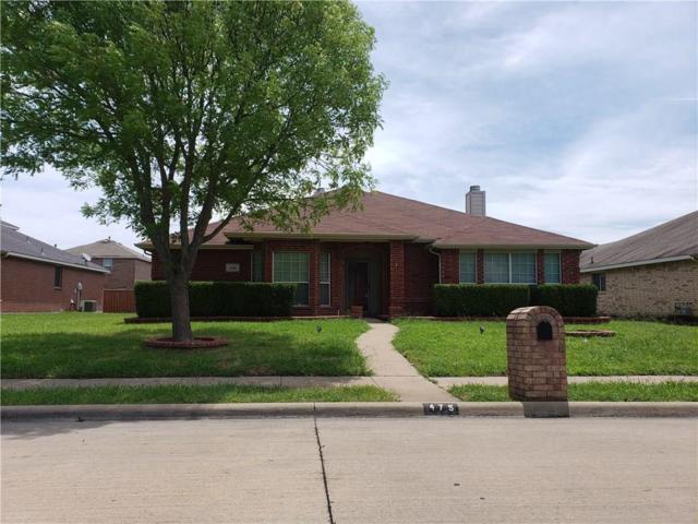 475 Sunnyside Drive, Lancaster, TX 75146 (MLS #14122347) :: Frankie Arthur Real Estate