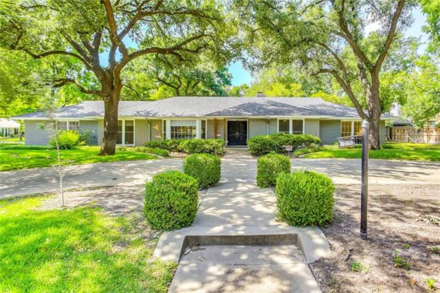 4109 Bellaire Drive S, Fort Worth, TX 76109 (MLS #14122350) :: Vibrant Real Estate