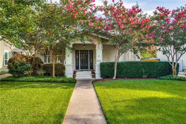 5735 Belmont Avenue, Dallas, TX 75206 (MLS #14122369) :: RE/MAX Town & Country