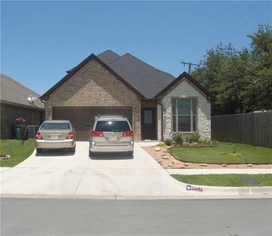 5641 Lamar Street, Watauga, TX 76148 (MLS #14122395) :: Lynn Wilson with Keller Williams DFW/Southlake