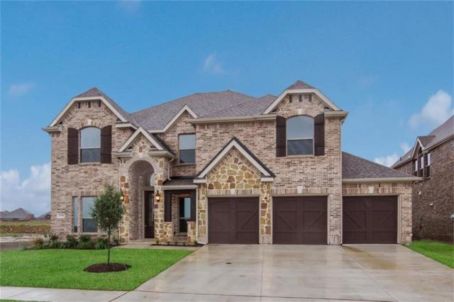 1313 Carlet Drive, Little Elm, TX 75068 (MLS #14122418) :: Vibrant Real Estate