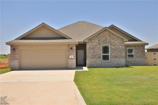3018 Oakley, Abilene, TX  (MLS #14122447) :: The Good Home Team